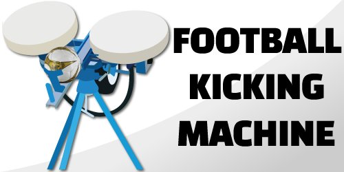 Football Kicking Machine