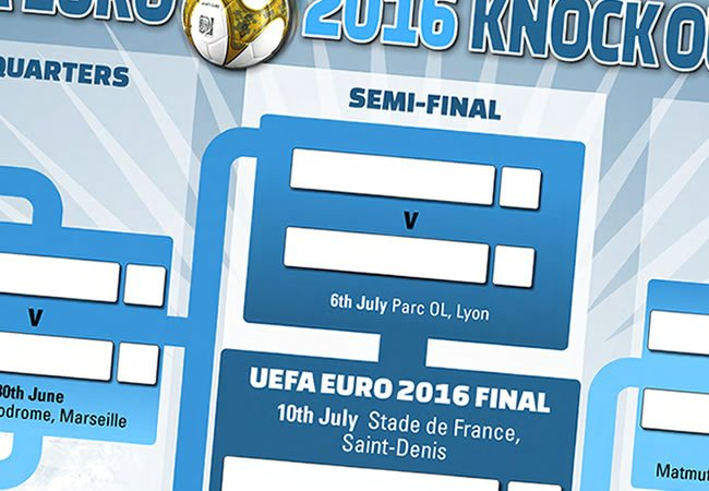 The Knockout Stages - Euro 2016