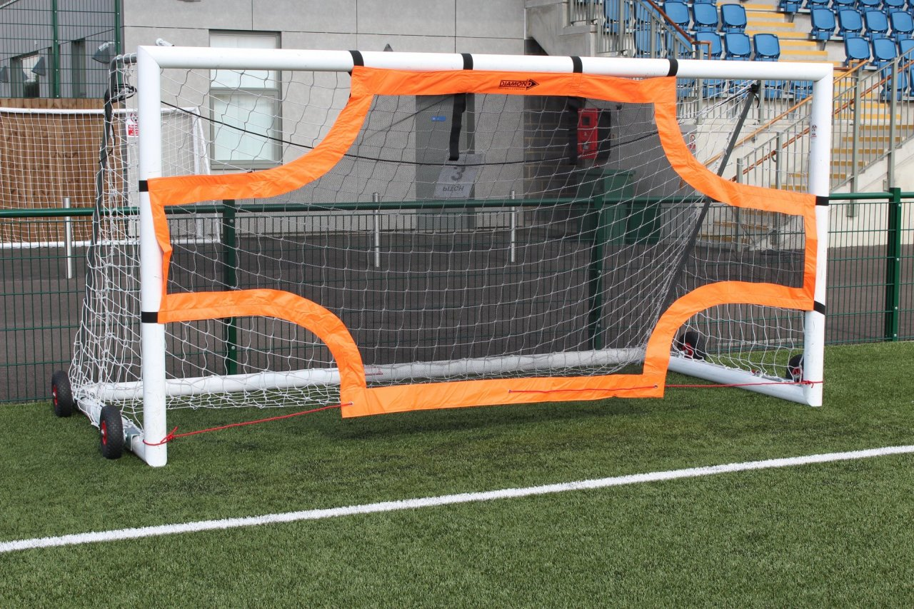 Diamond Football Company 12 Ft X 6 Ft Sharpshooter Football Target Net