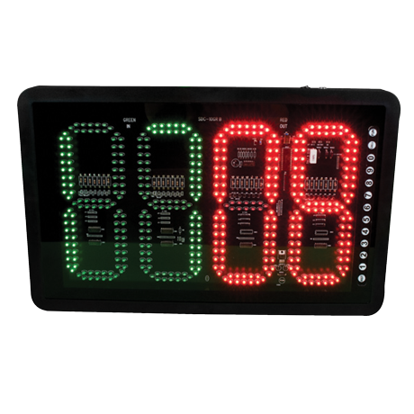 Electronic Substitution Board Substitutions Added Time