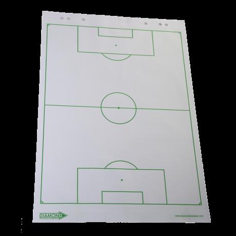 Tactical Flip Chart Football Coach Tactic Boards